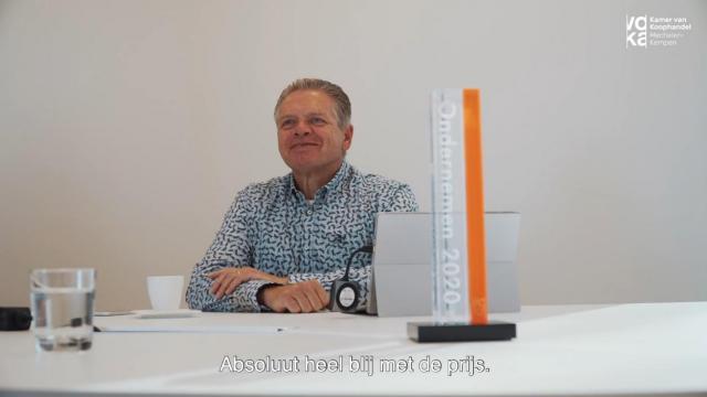PFL genomineerd door Voka