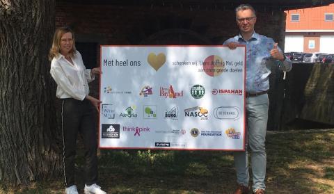 Lionsclub Mol Atomiq schenkt 29250 euro aan lokale projecten