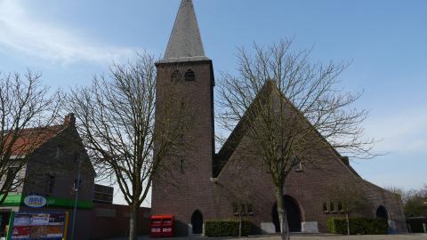 Sint-Willibrordus kerk Mol Ezaart