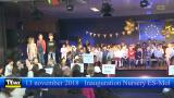 Heropening EU-kleuterschool
