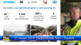 Start elektrificatie Mol Hasselt Luc Lallemand