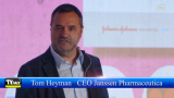 Tom Heyman CEO Janssen Pharmaceutica @ Forum Innovatie Voka KvK Kempen