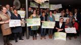 Ronde Tafel Mol deelt 32.050 euro uit